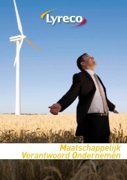 Andere - Award for Best Belgian Sustainability Report
