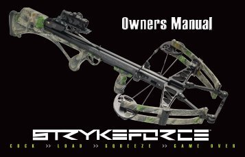 Owners Manual - Stryker