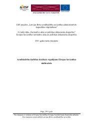Arodbiedrību tiesiskais regulējums Eiropas Savienības dalībvalstīs[..]