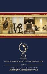 View the Program - ISC