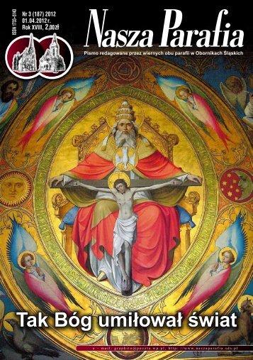 Tak Bóg umiłował świat - Nasza Parafia - Salwatorianie