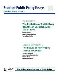 Download Paper - University of Regina