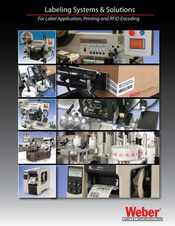 Labeling Systems & Solutions - Erbach Design - CM Graphics - Web ...