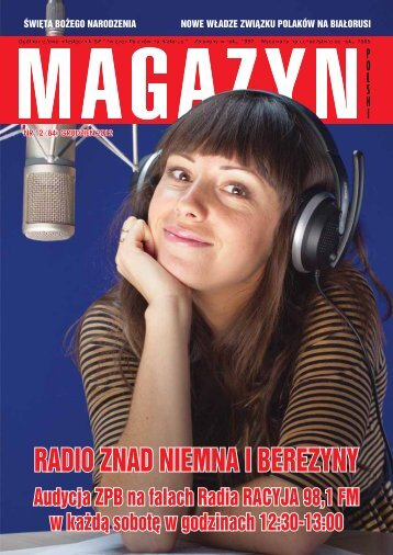 RADIO ZNAD NIEMNA I BEREZYNY - Kresy24.pl