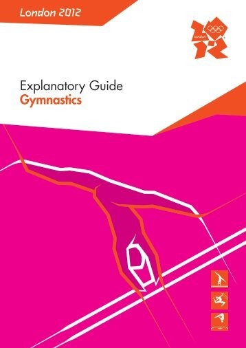 London 2012 Explanatory Guide Gymnastics - Rero Doc