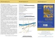 Jahrestagung 2012 - UniversitätsKlinikum Heidelberg
