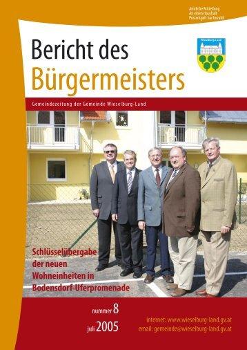 Datei herunterladen - .PDF - Gemeinde Wieselburg-Land