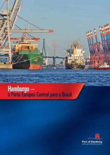 Hamburgo – - Hafen Hamburg