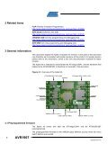 AVR1907: Xplain Hardware User's Guide - Atmel Corporation - Page 2