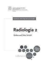 Radiologia 1 - Policlinico di Modena