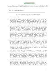 Deliberazione di Giunta Regionale n. 1191 del 24 luglio 2007