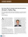 Avram L. Sacks, Esq. - National Academy of Elder Law Attorneys - Page 6