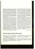 Unterwegs zu den Kranken 1973 - Schwesternschaft der ... - Seite 6