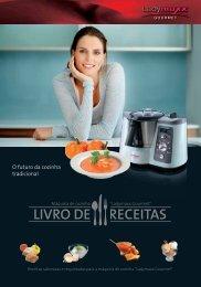 LIVRO DE RECEITAS - Singer