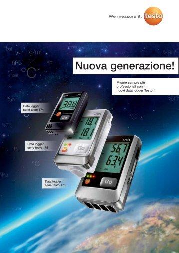 Scarica la scheda tecnica dei MINI DATA ... - Infobuildenergia.it
