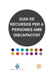 Guia de recursos per a persones amb discapacitat - Ajuntament de ...