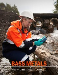 Leaders in Mine Safety Vehicles - The International Resource Journal