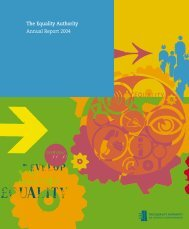 Annual Report 2004.pdf - Equality Authority