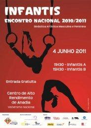 Fotografia de página completa - Federação de Ginástica de Portugal