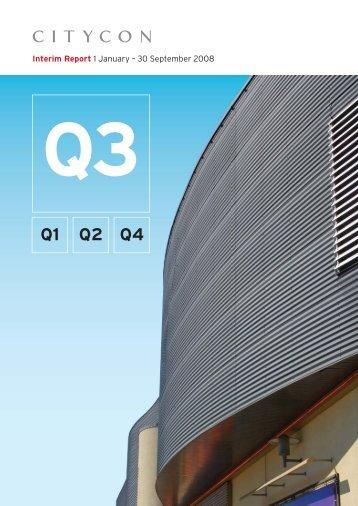 Q1 Q2 Q4 - Citycon