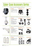 High Speed Dome Camera X25 - Zone Technology - Page 7