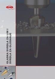 Katalog glatkih svrdla