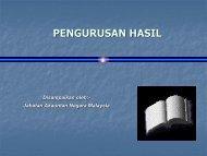 PENGURUSAN HASIL KERAJAAN-Day 1 - NRE