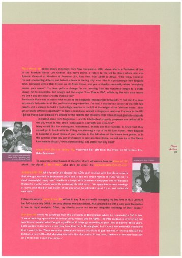 Vol 5 No. 1 January - June 2006_Part5 - Faculty of Law
