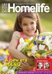 Homelife March/April 2008 - London & Quadrant Group