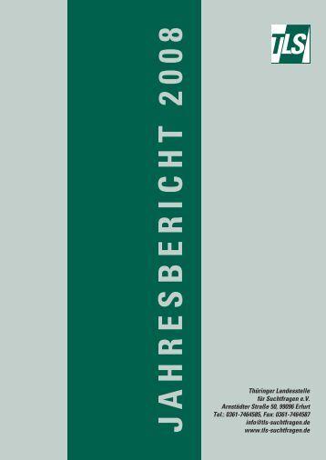 J A H R E S B E R IC H T 2 0 0 8 - TLS