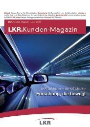 LKR.Kunden-Magazin