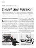 100 Jahre Yanmar Diesel aus Passion - MARX - Page 2