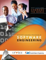 SOFTWARE - The University of Texas at Austin