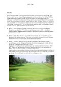 Mönsterklippning av fairway – ett verktyg för ökad positiv ... - Golf.se - Page 5