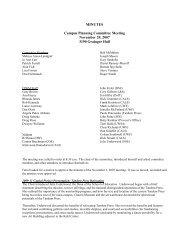 pdf file - Facilities, Planning, & Management
