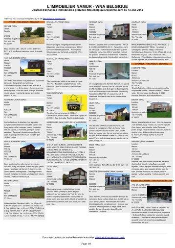 Anuncio inmobiliario en Belgica ALLE En alquiler para ... - Repimmo