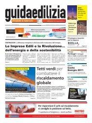 Scarica il tabloid in formato PDF - Guida Edilizia