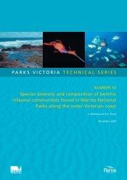 PV Technical Series No.53 - Soft sediment benthos - Parks Victoria