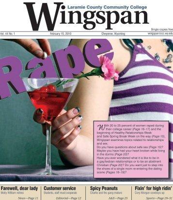 February - Wingspan