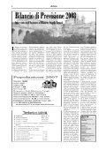Bollettino n° 11 - 12 febbraio/marzo 2008 - Comune di Ariccia - Page 2