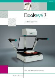 A2 Book Scanners