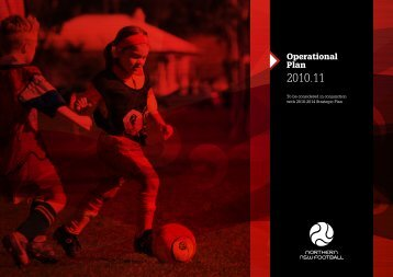 Operational Plan - Northern NSW Football
