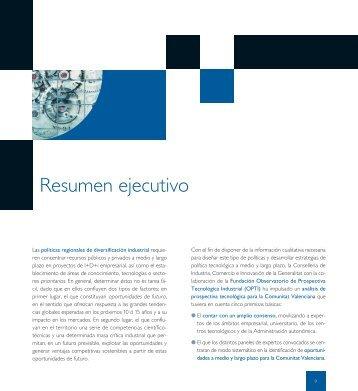 Tecnología Com. Valenciana - El conseller de Economía, Industria ...