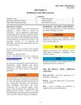 Scheduled/Special Inspections & Recommended Support Parts - Page 4