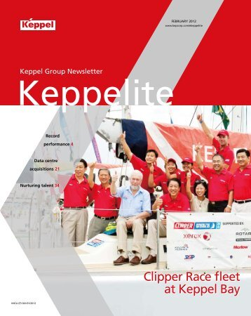 February 2012 - Keppel Corporation
