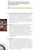 d statistiques politiques résultats de développement - Paris21 - Page 5
