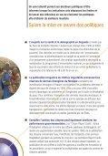 d statistiques politiques résultats de développement - Paris21 - Page 7