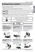 LG Klimatizaèní jednotky kazetového typu - Page 3