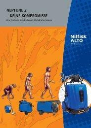 NEPTUNE 2 – KEINE KOMPROMISSE - Nilfisk-ALTO