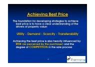 Property Rationalisation Disposal Strategies - LAPA